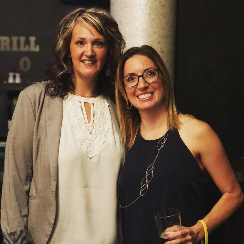 Interview with Ashley Delp and Emily Petroff