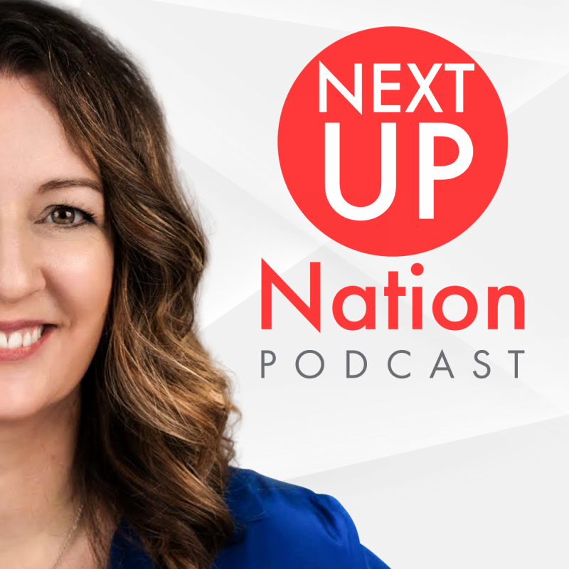 Next Up Nation a Podcast for Podcasters