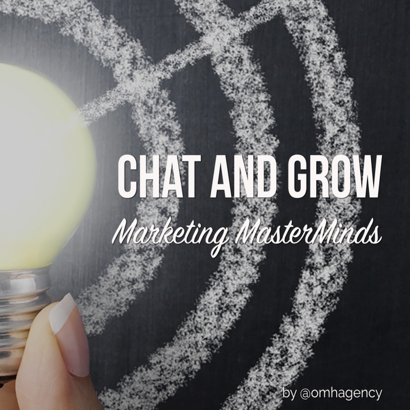 Chat and Grow Marketing Masterminds Podcast